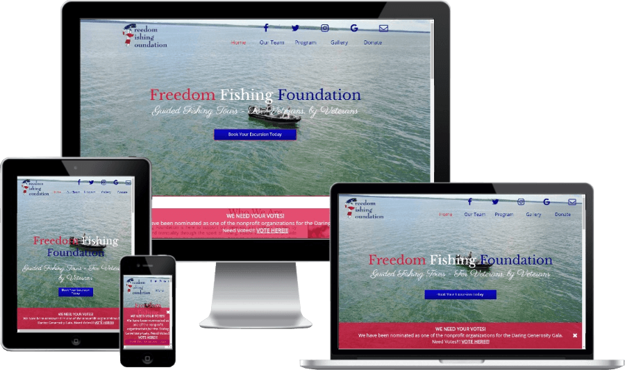 Freedom Fishing Foundation